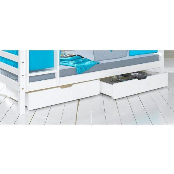 Hoppekids fehér ágyneműtartó szett prémium minőség akciós áron!