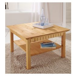 Fenyő dohányzó asztal (DENIS) elegáns kivitel Német minőség, most AKCIÓBAN! Raktárról azonnal elvihető!