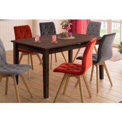 Étkezőasztal DANUTA (140/180 cm), bővíthető. Tömör fából, magas minőségben, most AKCIÓBAN. Raktárról azonnal elvihető!