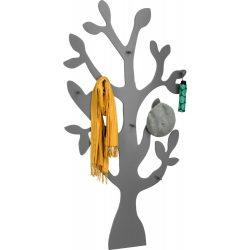Szürke fa fogas egyedi tervezés. Különleges kivitelezés, most AKCIÓBAN! Raktárról azonnal elvihető!