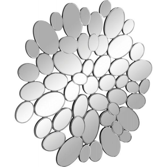 Inosign design tükör, körökből. Különleges egyedi termék. Magas Német minőség, most akcióban. Raktárról azonnal elvihető!