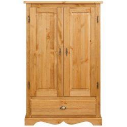 Teo szekrény, tömör fából. Magas minőség, most AKCIÓBAN. Raktárról azonnal elvihető!